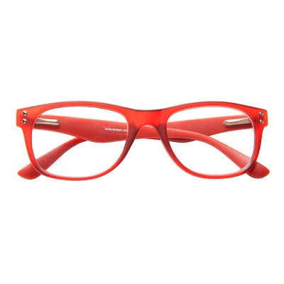ICU Eyewear Cotati Reading Glasses - Retro Red