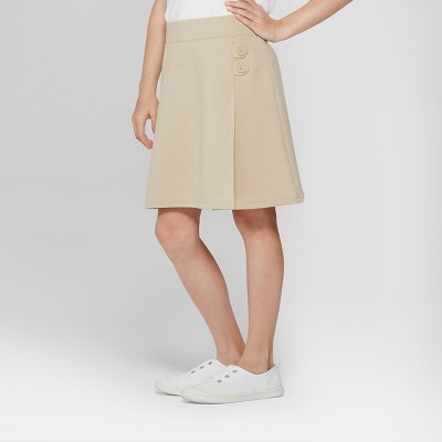 Girls' Knit Uniform Scooter - Cat & Jack™