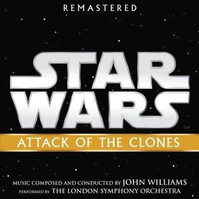 John Williams - Star Wars: Attack Of The Clones (Osc) (CD)