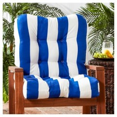 Outdoor Chair Cushions At Target Bentwood Cane Greendale Home Fashions Seat Back Cushion