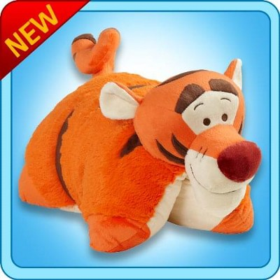 my pillow pets my pillow pets large 18 plush pillow winnie the pooh tigger