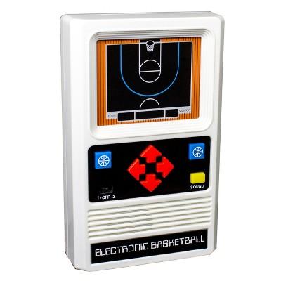 Electronic Basketball Game Target