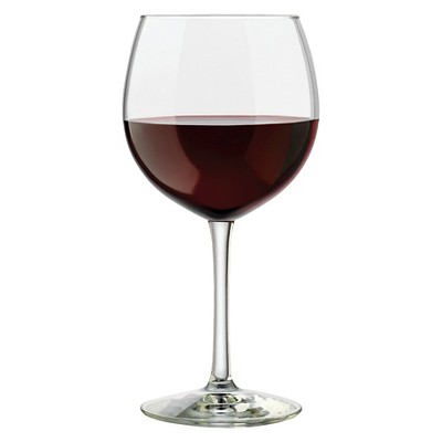 Libbey Vineyard Reserve 19.75oz Stemware Merlot Glasses - Set of 4