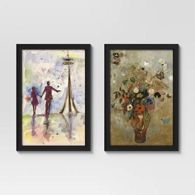 poster frames target