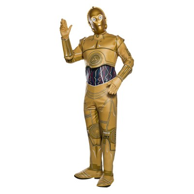 Star Wars Adult's Classic C-3Po Halloween Costume