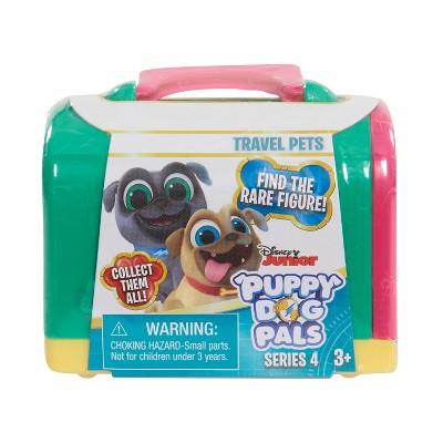 Puppy Dog Pals Travel Pets - Green Carrier