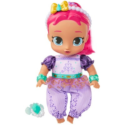 Nickelodeon Shimmer And Shine Genie Baby Shimmer Doll Target