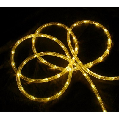 Northlight 18' Indoor/Outdoor LED Rope Lights - Yellow