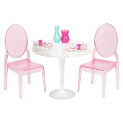Target Table And Chairs Swivel Chair Patrol Our Generation For Two Doll Furniture Set