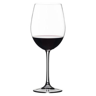 Riedel Vivant 12.5oz 2pk Bordeaux Wine Glasses
