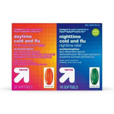 day night multi symptom