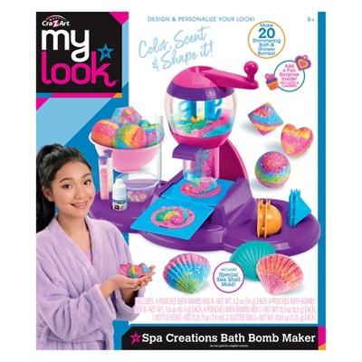 My Look Spa Creations Bath Bomb Maker by Cra-Z-Art