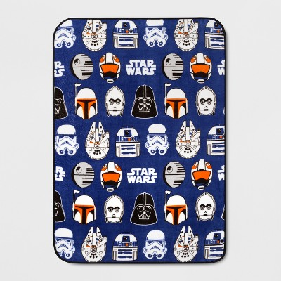 "Star Wars 46""x60"" Throw Blanket"