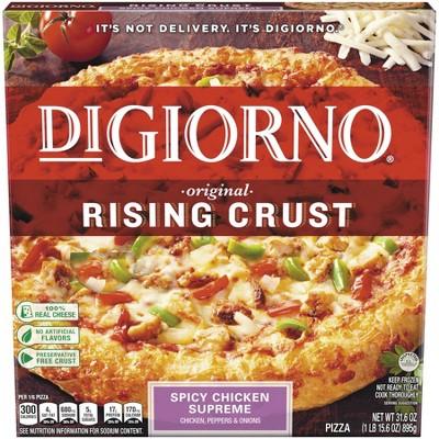 digiorno rising crust chicken