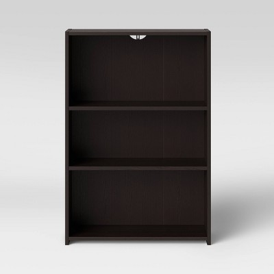 2 Pack Room Essentials 3 Shelf Bookcase Only 21 98
