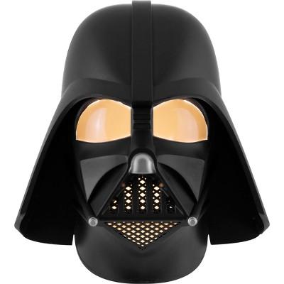 Star Wars Coverlite Darth Vader LED Night Light With Light Sensing - Black