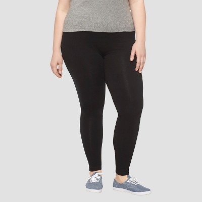 Women's Plus Size Leggings - Ava & Viv™
