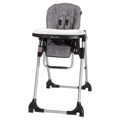 baby trend high chair recline top gaming chairs 2018 a la mode snap gear 5 in 1 java target