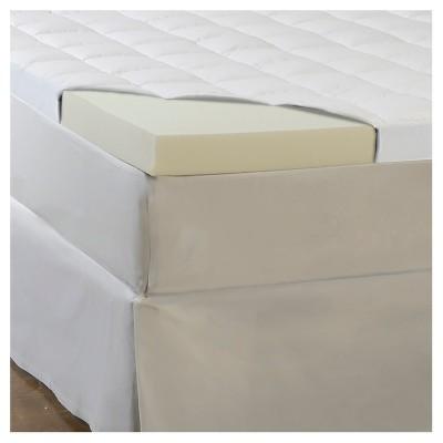 """ComforPedic Loft Beautyrest 3.5"""" memory foam topper"""
