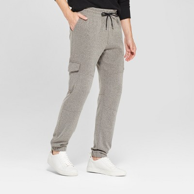 Men's Tapered Knit Cargo Jogger - Goodfellow & Co™