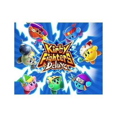 Kirby Fighters Deluxe - Nintendo 3DS (Digital)