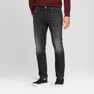 Men's Slim Fit Jeans - Goodfellow & Co™ Black