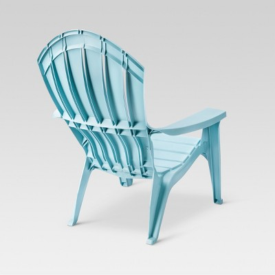 adams manufacturing adirondack chairs cardboard table and realcomfort resin outdoor chair blue