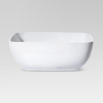 Square Serving Bowl 96oz Porcelain - Threshold™