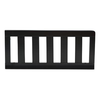 Delta Children Toddler Guardrail - Black