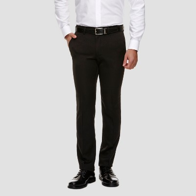 Haggar H26 - Men's Big & Tall Performance Slim Fit Pants