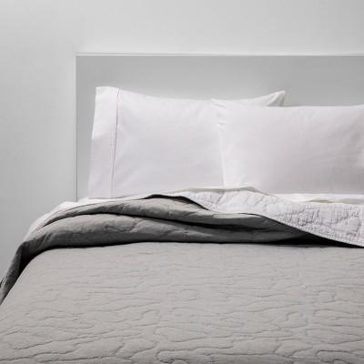 Jersey Quilt Gray - Pillowfort™