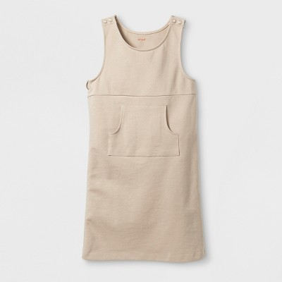 Girls' Adaptive Sleeveless Uniform Jumper - Cat & Jack™