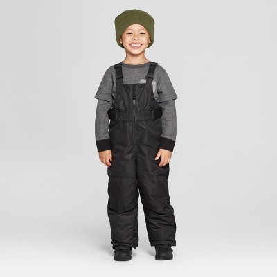 Toddler Boys' Snow Pants - Cat & Jack™ Black