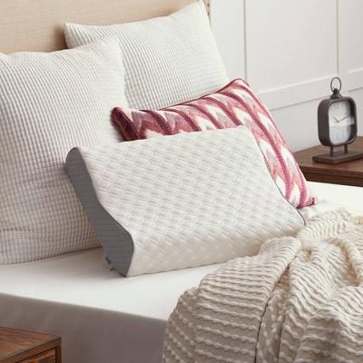 sealy contour memory foam pillow