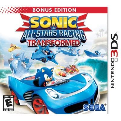Sonic & All-Stars Racing Transformed Nintendo 3DS