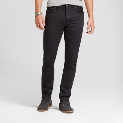 Men's Skinny Fit Jeans - Goodfellow & Co™ Black