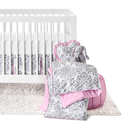 Sweet Jojo Designs Crib Bedding Set - Elizabeth - 11pc