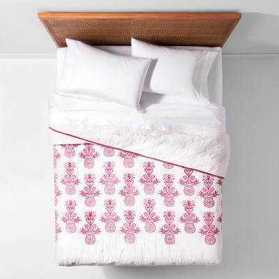 Mallorca Embroidered Ornament Quilt - Opalhouse™
