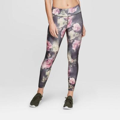 Women's Performance Mid-Rise 7/8 Length Printed Leggings - JoyLab™