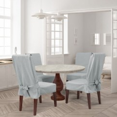 Farmhouse Dining Room Chairs Patio Swing Basketweave Chair Slipcover Target