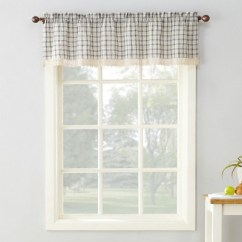 Kitchen Swags Change Cupboard Doors No 918 Maisie Plaid Curtains Target