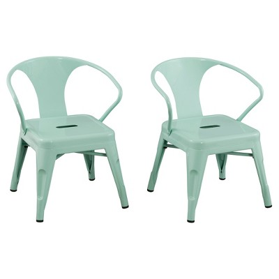 kids chair set light blue accent chairs metal of 2 reservation seating target