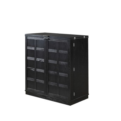 California Fold A Way Bar Cabinet - Proman Products