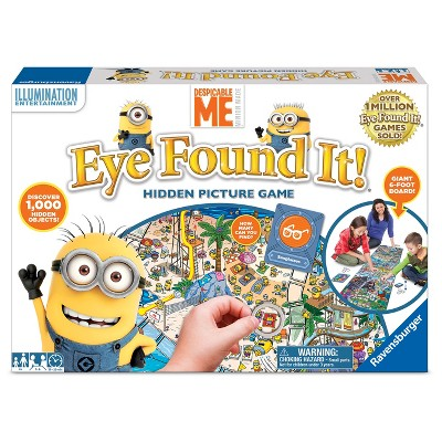 Eye Found It! Despicable Me Board Game