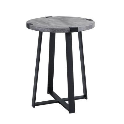 small round table target