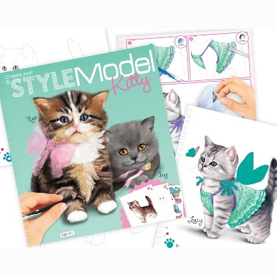 STYLEModel Kitty Fashion Design Kit