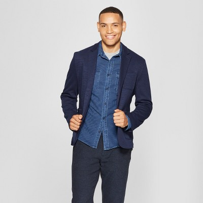 Men's Standard Fit Knit Blazer - Goodfellow & Co™