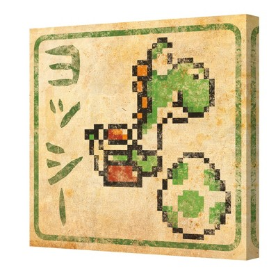 nintendo 12x12 canvas prints