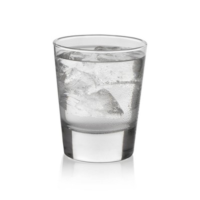 Libbey Geo Rocks Glasses 13.25oz - 12pc Set