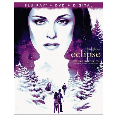 Twilight Saga, The: Eclipse (Blu-Ray + DVD + Digital)